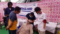 Medical Camp Conducted at Rohingya Camp