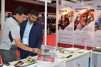 Vision 2026 participating in India International Halal Expo Hyderabad