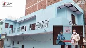 Vision 2026 rehabilitated 160 riot-hit families in North East Delhi