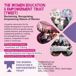 TWEET | Reclaiming, Recognizing, Empowering Stature of Women